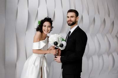 Футуристическая свадьба: необычно и креативно