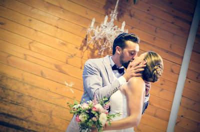 Cómo acertar con la combinación de colores en tu boda. ¡Apunta!