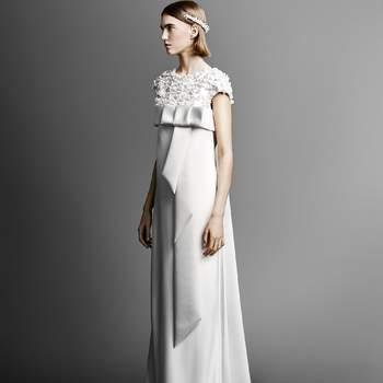 LILY OF THE VALLEY COLUMN. Credits: Viktor and Rolf