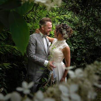 De Real Wedding van Karen & William met Bohemian thema!   Foto: WilmavanHoeselFotografie