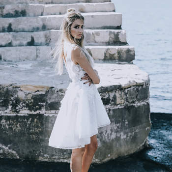 Photo : Soul Pics - Collection 2017 Manon GONTERO - Noces de Chypre