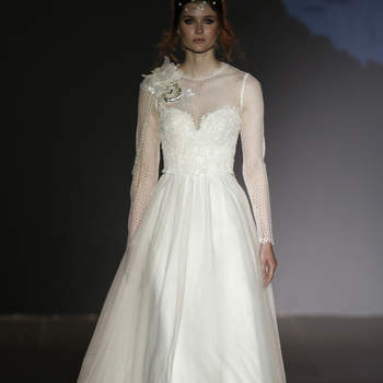 Фото: Barcelona Bridal Week 2015