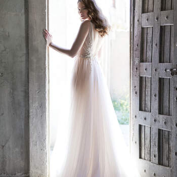 Vestido Meletta - Maggie Sottero | Foto: divulgação