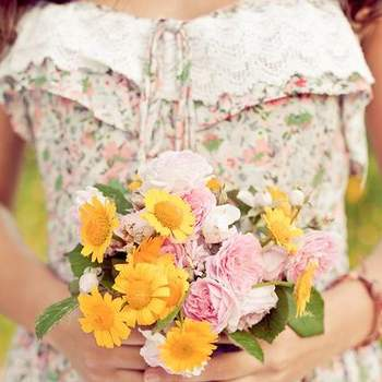 Inspire-se com estas combinações de flores e cores para compor seu buquê.