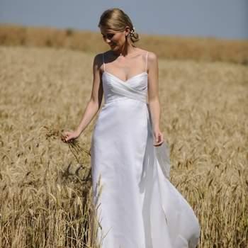 Robe de mariée Catherine Varnier - Modèle New Garance