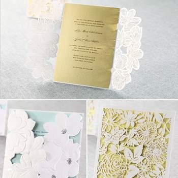 Photo: B Wedding Invitations