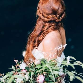 Photo : Ingrid Lepan. Coiffeur : Les ciseaux de Marie