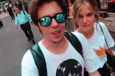 El Rubius, el famoso 'youtuber' a nivel internacional, presenta a su novia en video