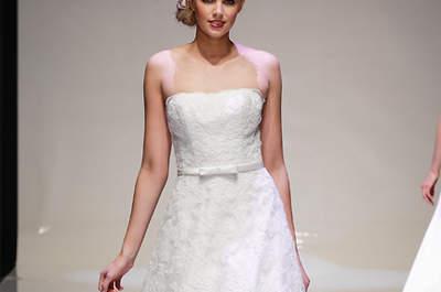 Les 30 plus jolies robes de mariée de la White Gallery 2014