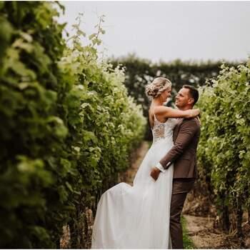 Dansen in een wijngaard: een prachtige locatie en volop romantiek!   Maryla Fossen Fotografie