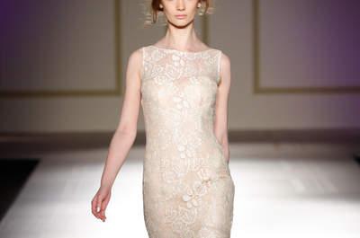 Robes de mariée en dentelle : les plus beaux modèles