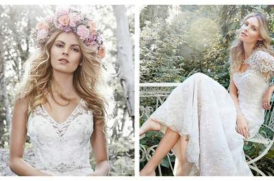 Entdecken Sie die neue Brautmoden-Kollektion 2015 von Maggie Sottero!