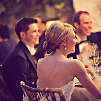 Chaises de mariage accessoirisées sur Etsy