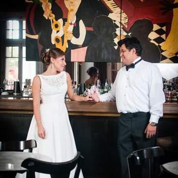 Claudia y Rafael- Crónica de una boda