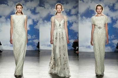 Jenny Packham Bridal Collection Spring/Summer 2015