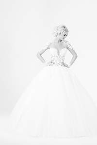 Exklusive Designer Brautmode von Mery's Couture