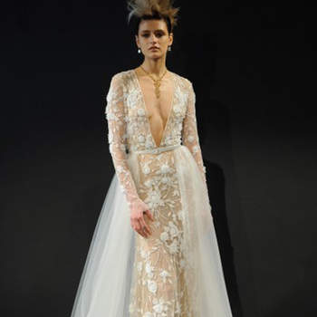 Créditos: Naeem Khan | New York Bridal Wee