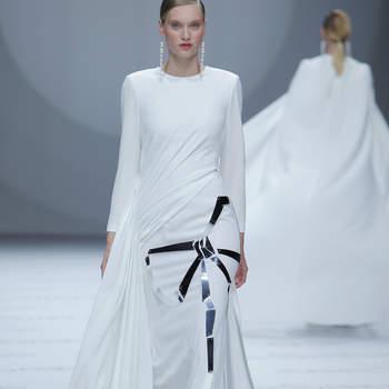 Créditos: Isabel Sanchis /Barcelona Bridal Fashion Week