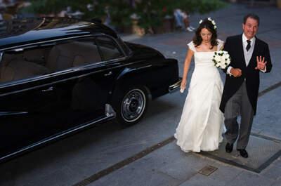 Entrée de la mariée dans l'église : 6 astuces pour remédier au stress!