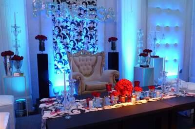 Tendencias: disfruta de esta decoración de bodas moderna