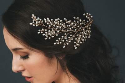 Gli accessori da sposa più belli visti su Pinterest