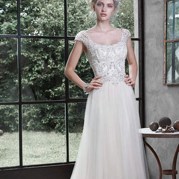 """<a href=""""http://www.maggiesottero.com/dress.aspx?style=5MD611"""" target=""""_blank"""">Maggie Sottero</a>"""