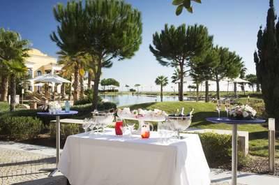 Hotéis Casamento Algarve: 10 dos melhores para um casamento de sonho