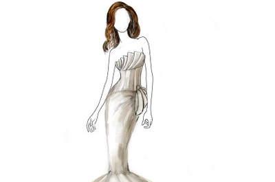 Pour son mariage, quelle robe portera Angelina Jolie ?