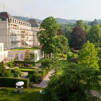 Brenners Park Hotel und Spa in Baden-Baden - Deutschland
