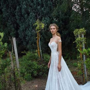 Vestido G-203 | GALA Collection No. 7. Credits: Galia Lahav