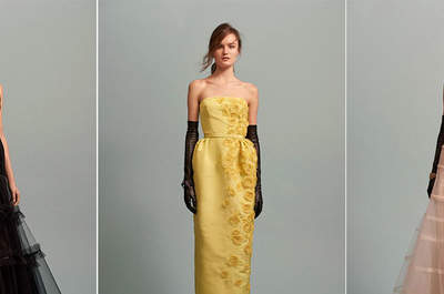 Oscar de la Renta Prefall 2016 Ready to Wear Collection