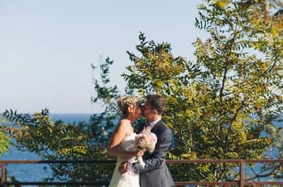 Fanny et Thomas : une demande en mariage à Londres et un Jour J avec vue sur la mer !