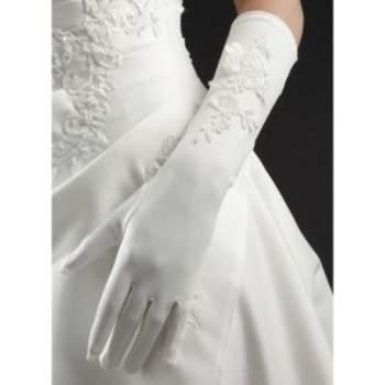 Gants de mariée Eclatant. Crédit photo : Mariage-pronoce