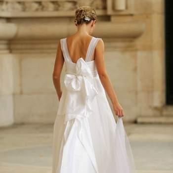 Robe de mariée Catherine Varnier - Modèle Flore
