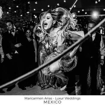 Wedding planner/creator: Maricarmen Arias | Photographer: Ildefonso Gutiérrez