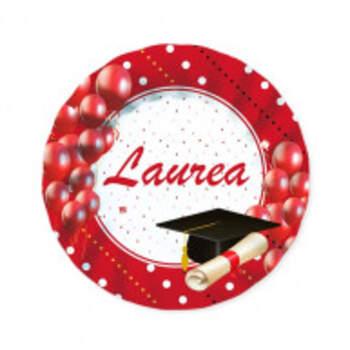 Assiettes Laurea Prestige 8 Pièces - The Wedding Shop !