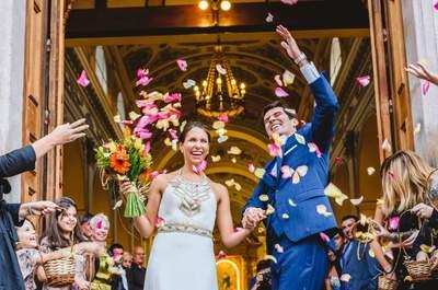 Francisca e Ignacio, ¡un amor de viajes, travesuras y eterno romance!