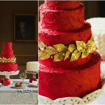 Credits: Sweets table: NanaeNana; Photography: Cinzia Bruschini; Planning + design: Le Jour du Oui