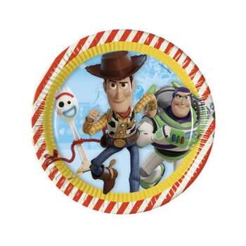 Assiette 23 Cm Toy Story 4 8 Pièces - The Wedding Shop !
