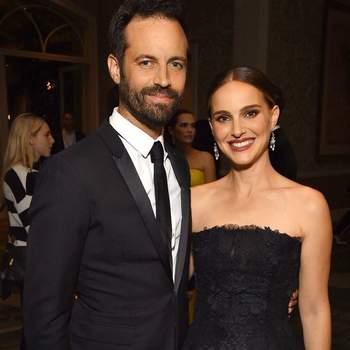 Benjamin Millepied e Natalie Portman | Foto via IG @