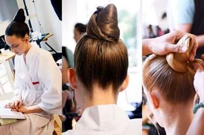 3 peinados de fiesta 2013 a prueba de aburrimiento