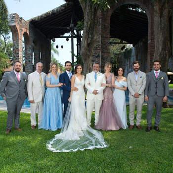 Daniela & Manolo's Family