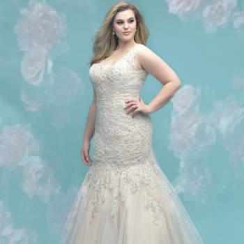 Style W402. Credits- Allure Bridals