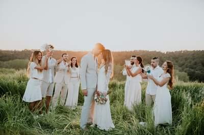 Romanticismo y estilo en The Wedding Market. ¡No te lo puedes perder!