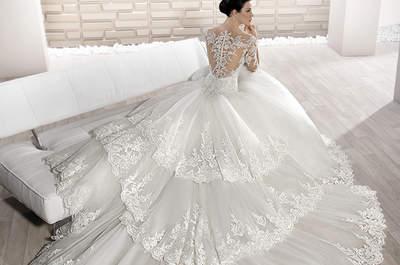 Demetrios 2017: gli abiti da sposa più eleganti che tu abbia mai visto!