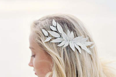 Свадебные прически с распущенными волосами. Создайте естественный образ!