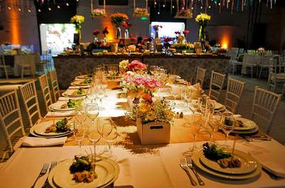 Secretos para una banquetería de ensueño: seis valiosos tips para triunfar el día de tu boda