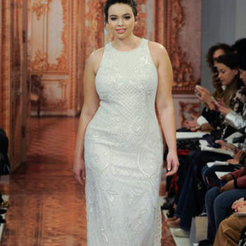 Theia. Credits: New York Bridal Fashion Week