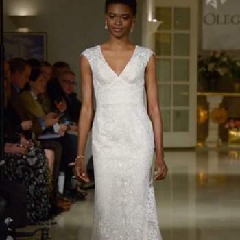 Oleg Cassini. Credits: New York Bridal Week