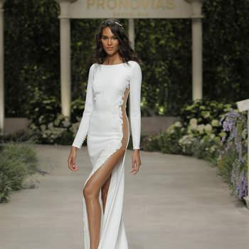Pronovias. Credits_ Barcelona Bridal Fashion Week(3)